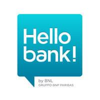 Hello bank! logo