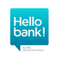 Hello bank! logo