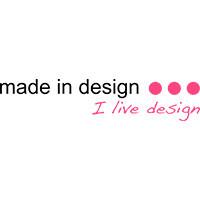MadeInDesign logo