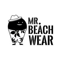 Mr Beachwear logo