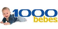 1000 bebes logo