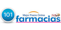 101 farmacias logo