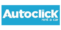 AutoClick Rent a Car logo