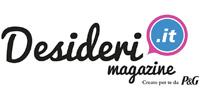 Desideri Magazine logo
