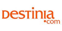 Destinia logo