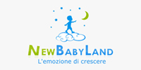 New Baby Land logo