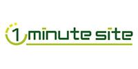 Oneminutesite logo