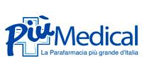 Più Medical logo