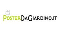 Poster da Giardino logo