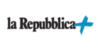 Repubblica+ logo