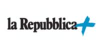 Repubblica+ logo - Offerta