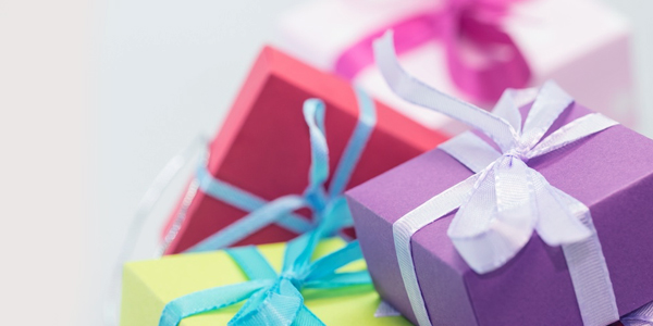 Idee regalo e sorprese