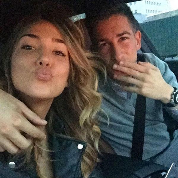 Alberto Franceschi con Alice Campello per il Natale advisato
