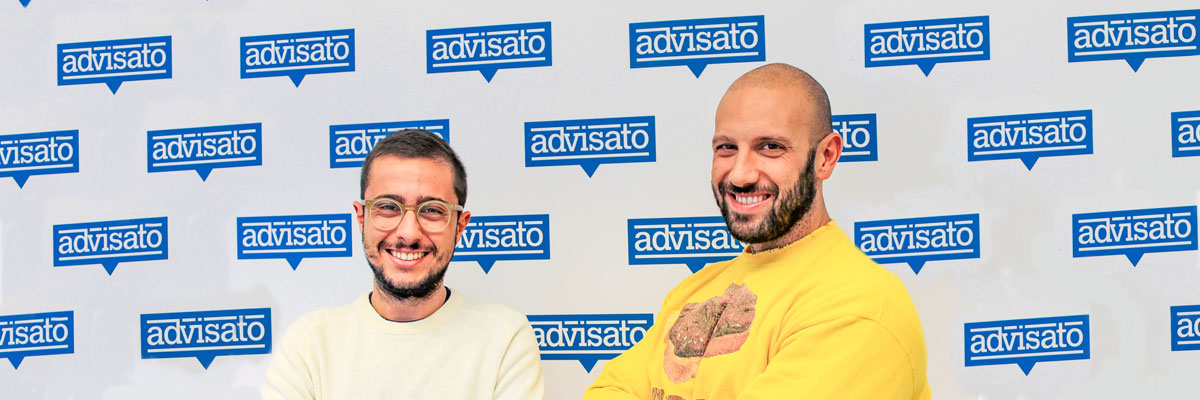 Antipodi - Andrea Pinna e Roberto Bertolini per il Natale advisato