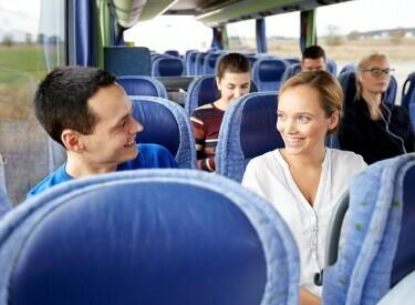 Viaggi in autobus a partire da 3,99€