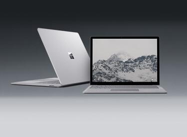 Preordina Surface Laptop su Microsoft Store