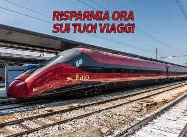 Risparmia il 50% sul tuo biglietto con Italo Special