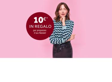 Missione Regali: 10€ di Sconto sul Primo Ordine