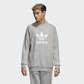 Adidas - Felpa Trefoil Warm-up Crew
