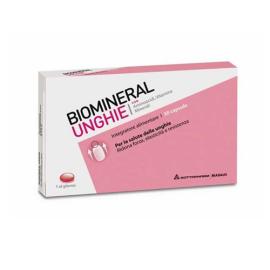 Biomineral - 30 capsule per unghie