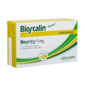 Bioscalin - 30 compresse per le unghie