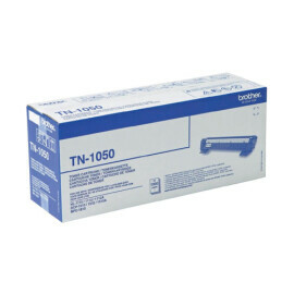 Brother - Toner Laser originale TN1050 Nero