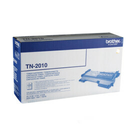 Brother - Toner Laser originale TN2010 Nero