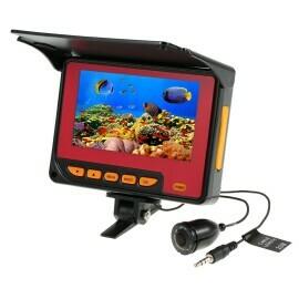 - Camera subacquea LCD