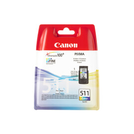 Canon - Inkjet originale CL-511 Chromalife 100+