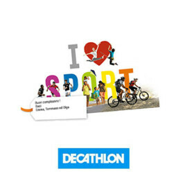 Decathlon - Carta Regalo