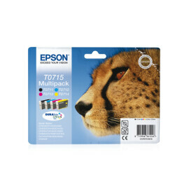 Epson - Inkjet originale Multipack T0715 DuraBrite Ultra
