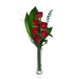 FloraQueen - Bouquet di rose rosse