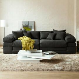 Fredriks - Big Sofa componibile Nelson in tessuto