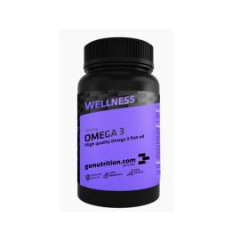 GoNutrition - Omega 3 olio di pesce