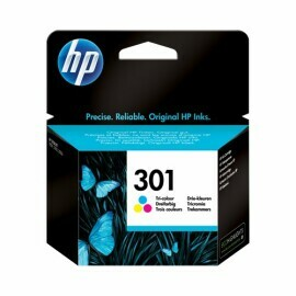 HP - Inkjet originale 301 Tricolore