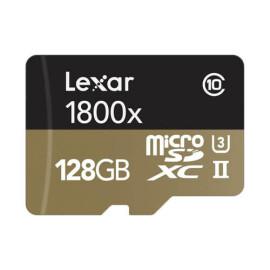 Lexar - Scheda microSDXC (Scaduto il 07/07/16)