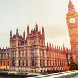 - Londra a partire da 110€