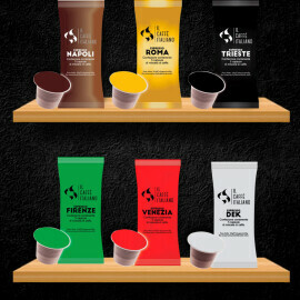 Nespresso - Kit Degustazione Compatibile