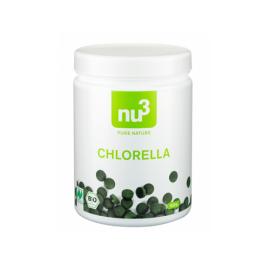 Nu3 - Chlorella 500g