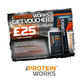 The Protein Works - Buono Regalo