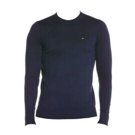 Tommy Hilfiger - Pullover girocollo blu