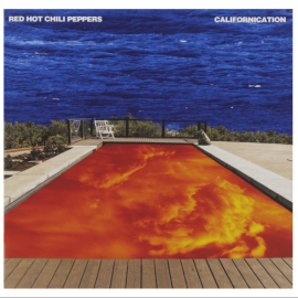 "Warner Bros - ""Californication"" dei Red Hot Chili Peppers"