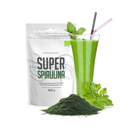 Weight World - Super Organic Spirulina